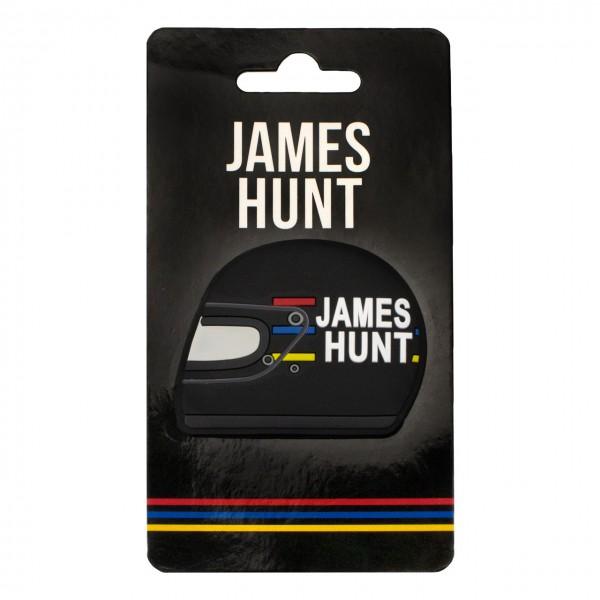 James Hunt Fridge Magnet Helmet 1976