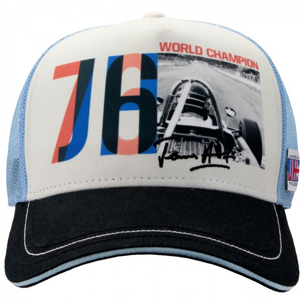 James Hunt Cap JH76