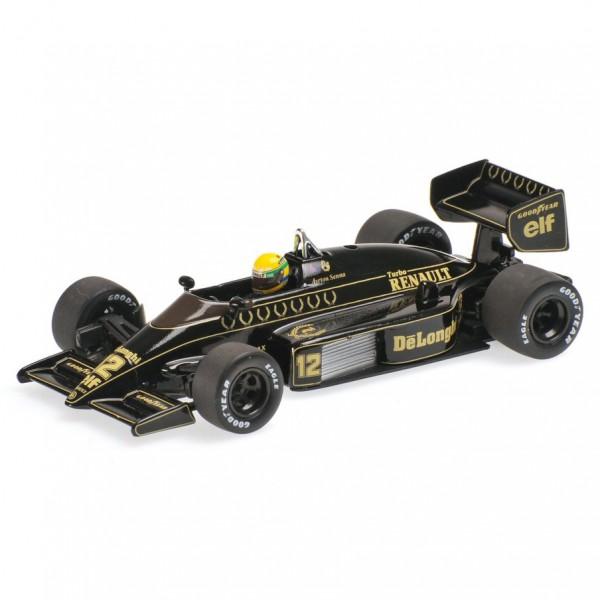 Ayrton Senna Lotus 98T 1986 1:43
