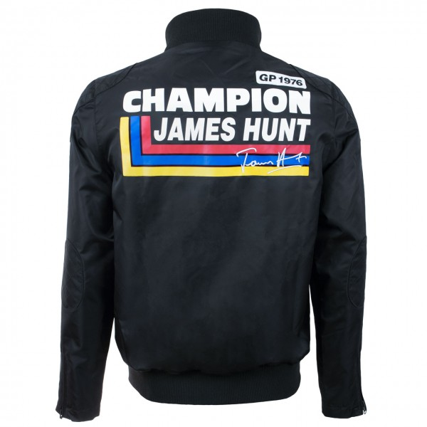 James Hunt Jacke Silverstone
