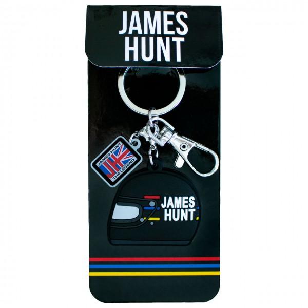 James Hunt Keyring Helmet 1976