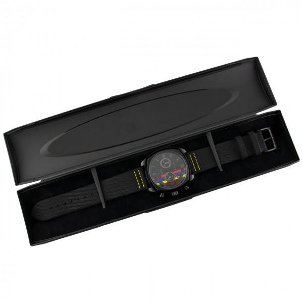 James Hunt Chronograph black