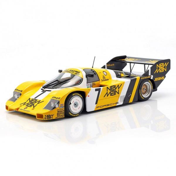 Porsche 956K #7 1000km Nürburgring 1984 Joest Racing 1:18
