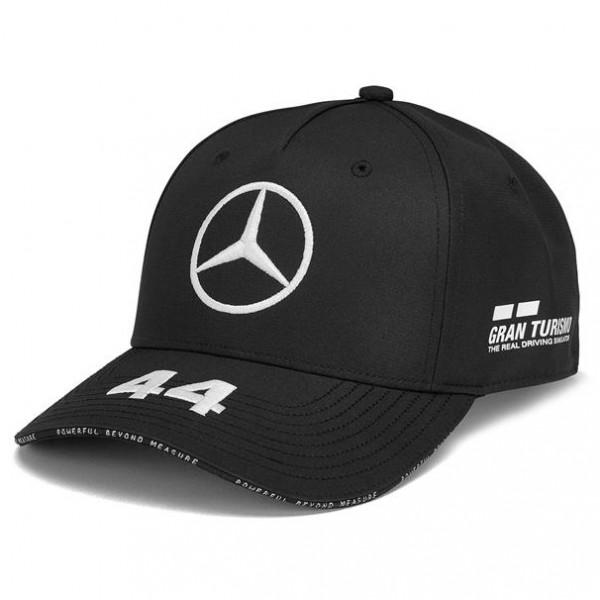 Mercedes AMG Petronas Motorsport 2019 F1™ Cap schwarz