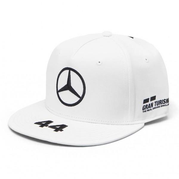 Mercedes AMG Petronas Motorsport 2019 F1™ Flatbrim Cap