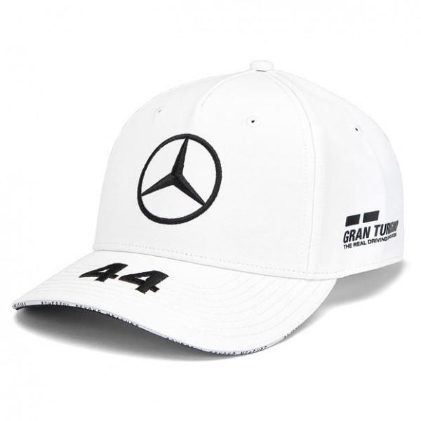 Mercedes AMG Petronas Motorsport 2019 F1™ Cap weiß