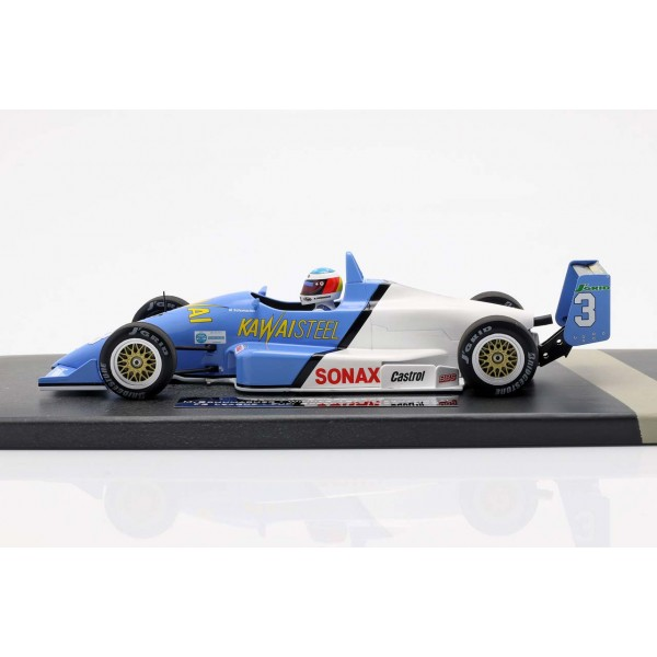 Michael Schumacher Spiess F903 Winner 1st Int. F3 League Fuji Speedway 1990 1:18