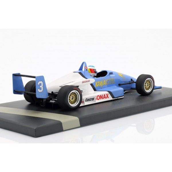 Michael Schumacher Reynard F903 #3 Winner Macau GP Formula 3 1990 1/18