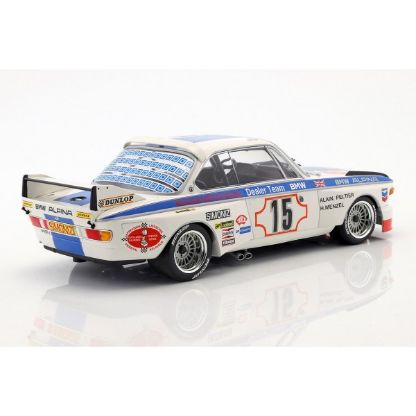 BMW 3.0 Csl >> Peltier Menzel Bmw 3 0 Csl 15 24h Spa 1973 1 18