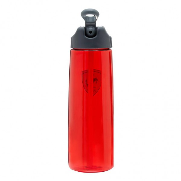 Scuderia Ferrari water bottle red