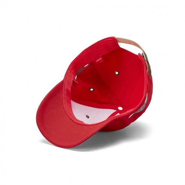 SCUDERIA FERRARI KIDS CLASSIC CAP RED