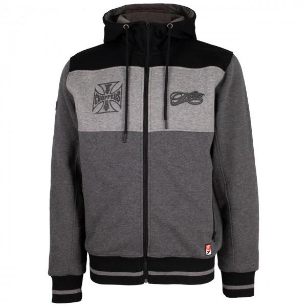 Kimi Räikkönen Sweatjacket Script Logo grey