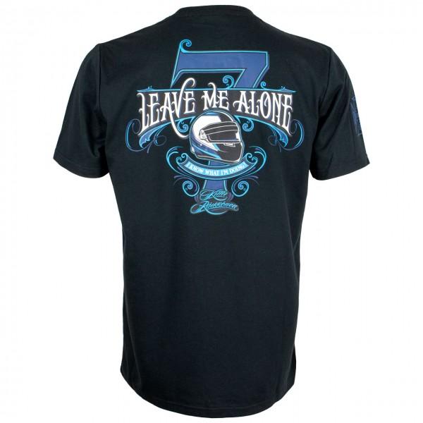 Kimi Räikkönen T-Shirt Leave me alone