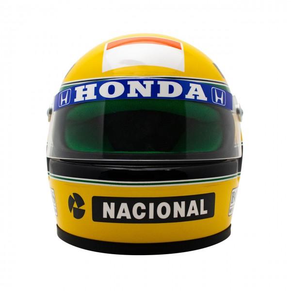 Casco Ayrton Senna 1990 Escala 1:2