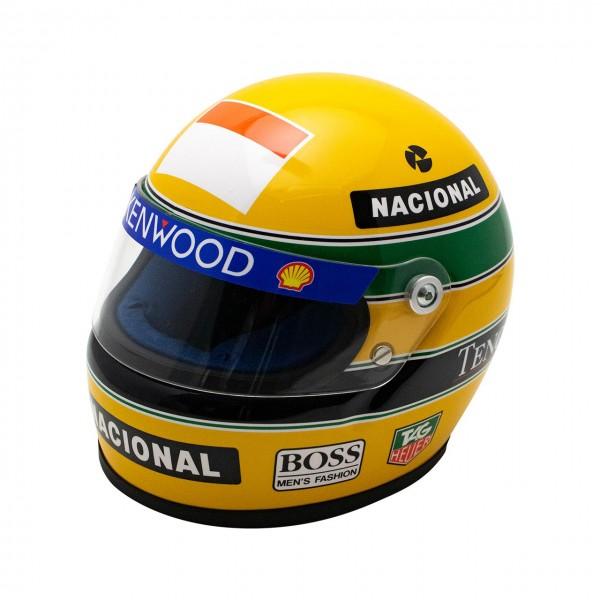 Casco Ayrton Senna 1993 Escala 1:2