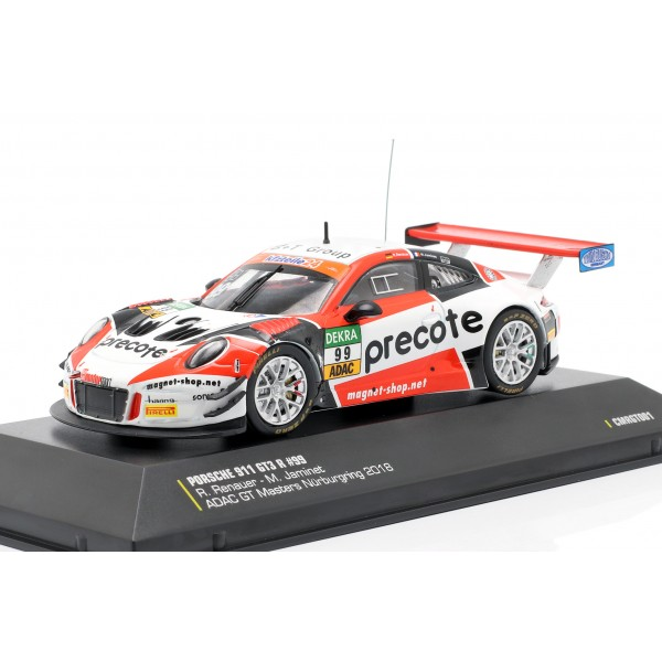 Jaminet 1:43 CMR GT3 R #99 GT Masters Champion 2018 Renauer 991 Porsche 911