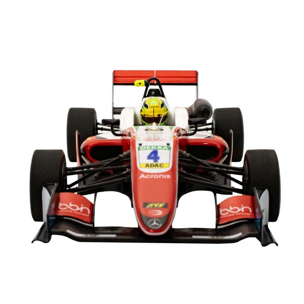 Mick Schumacher, PREMA Racing Dallara F317