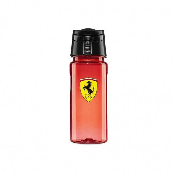 Scuderia Ferrari water bottle Race red