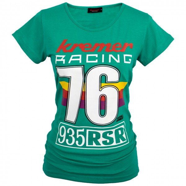 Kremer Racing Damen Shirt 76 front