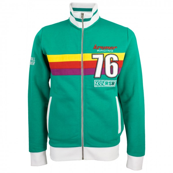 Sweat Jacket Kremer Racing 76 front