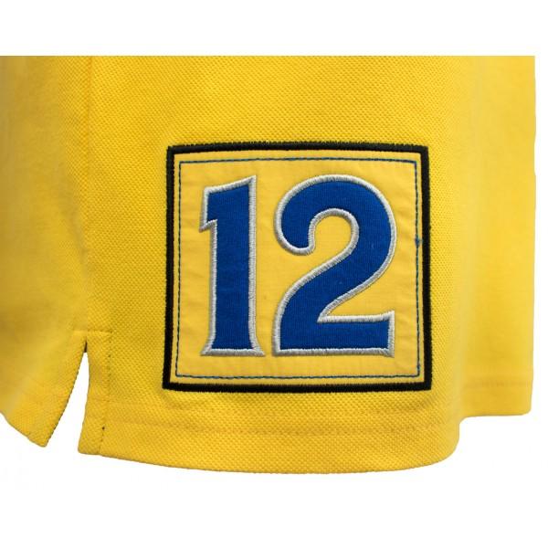 Ayrton Senna Poloshirt Monaco Champion bottom