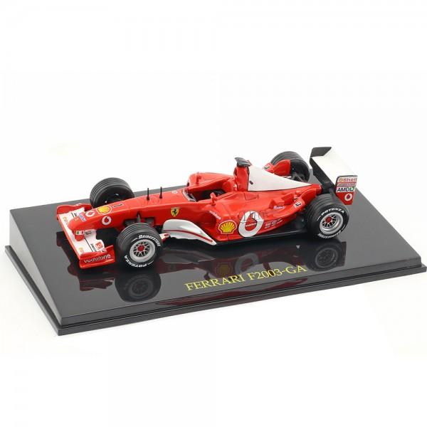 Michael Schumacher Ferrari F2003-GA #1 Campione del Mondo Formula 1 2003 1/43