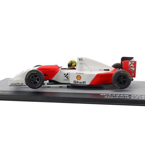 Ayrton Senna McLaren MP4/8 #8 winner Australia GP Formula 1 1993 1/43