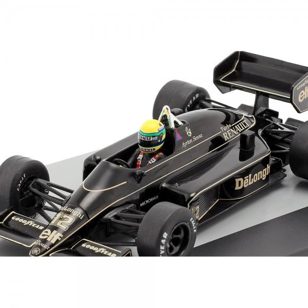 Ayrton Senna Lotus 98T #12 Brazil Formula 1 GP 1986 1/43