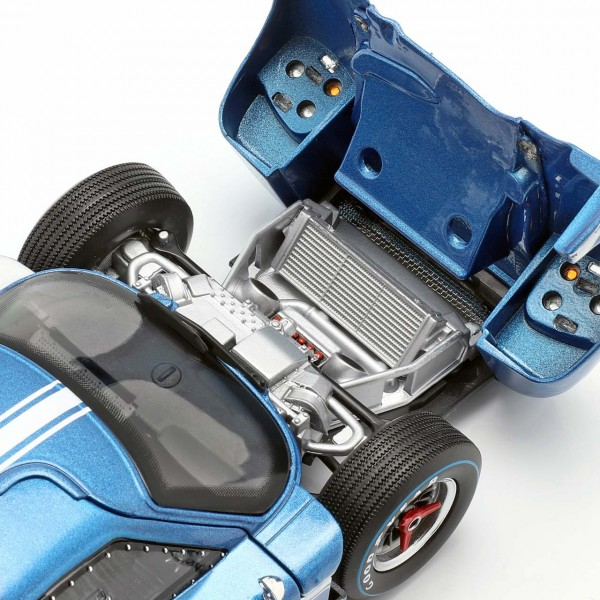 Ford GT40 MK IV #4 24h LeMans 1967 Ford Motor Company, Holman & Moody 1/18 scale