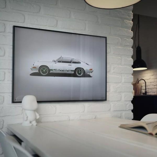 PORCHE 911 CLASSIC   Wall Art Poster Grand format A0 Large Print