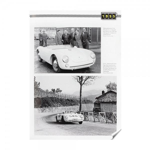 Porsche Rennsportchronik - Motorsport since 1951