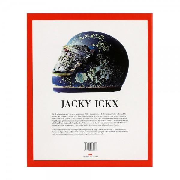 Jacky Ickx - Die autorisierte Biographie von P. van Vliet