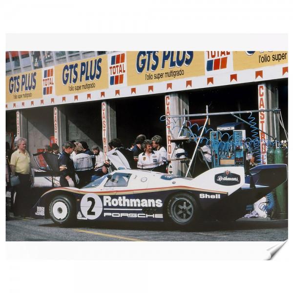 Porsche 956 Der Langstrecken Champion von Reynald Hezard