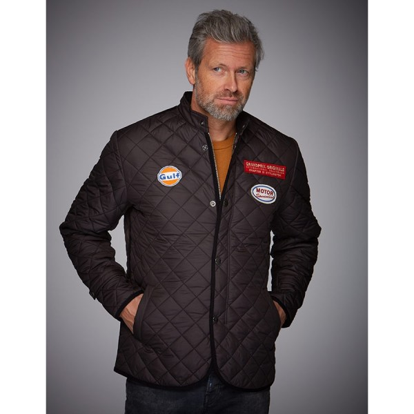 Gulf Jacket Gentlemen Driver black