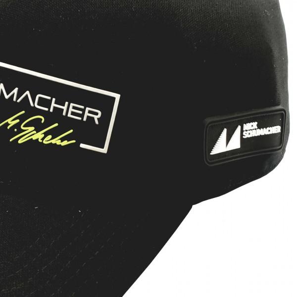 Gorra Mick Schumacher Serie 1 negro