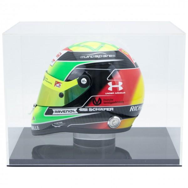 Mick Schumacher casco in miniatura 2019 1/2