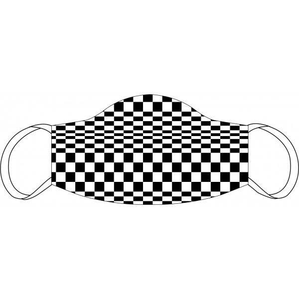Zielfahne Mund-Nasen Maske