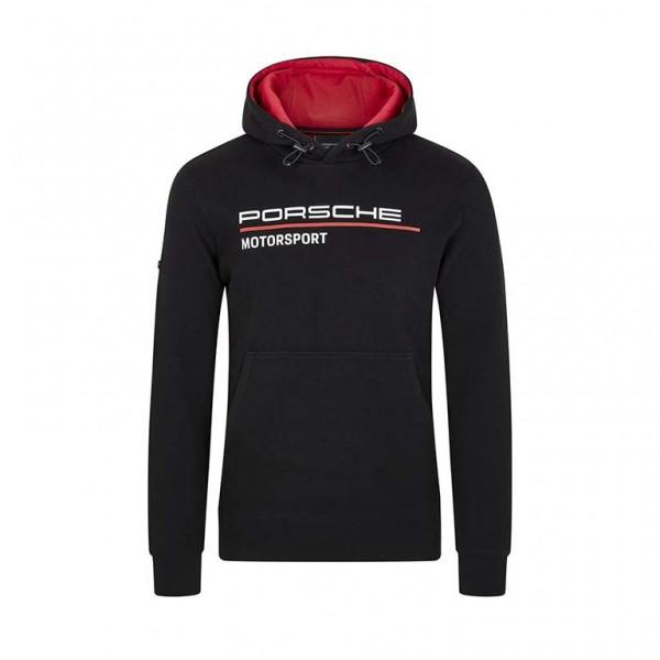 Porsche Motorsport Hoodie black