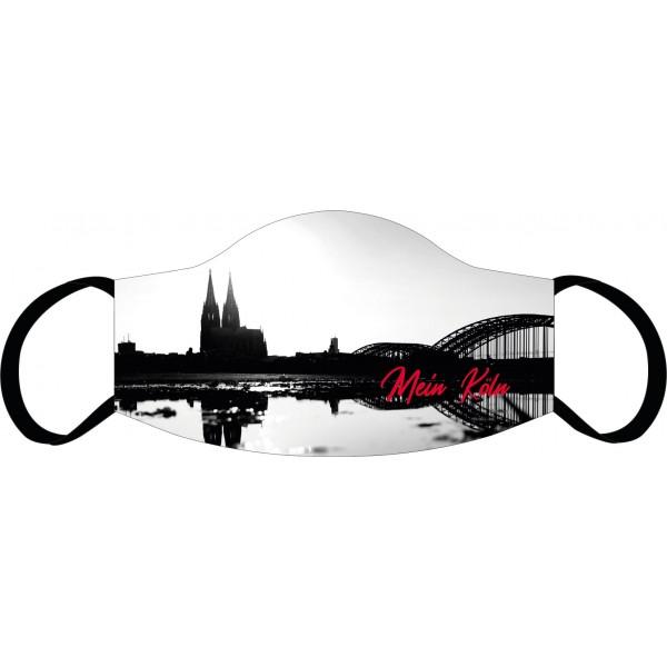 Maschera per la bocca e il naso Skyline di Colonia