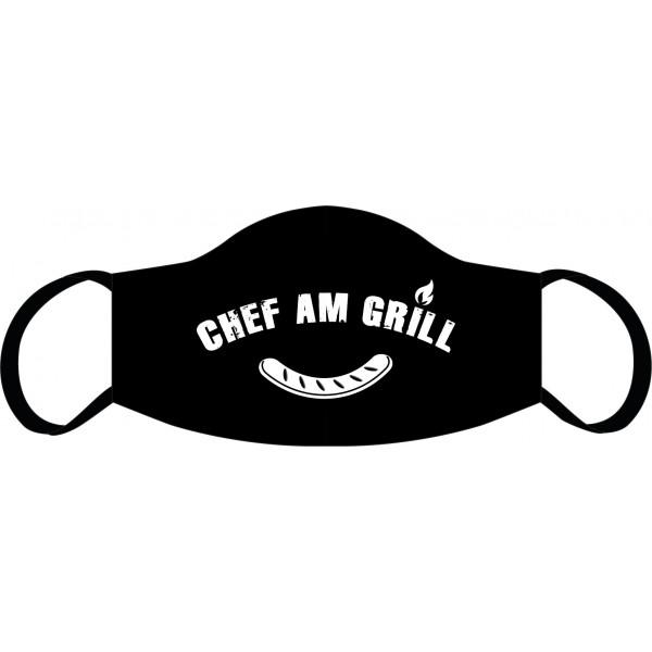 Mund-Nasen Maske Grill