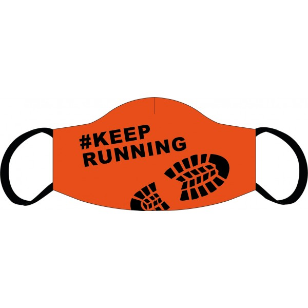 Mouth and Nose Mask Running