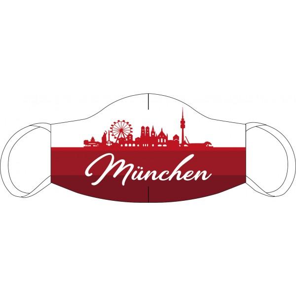Mouth and nose mask Munich