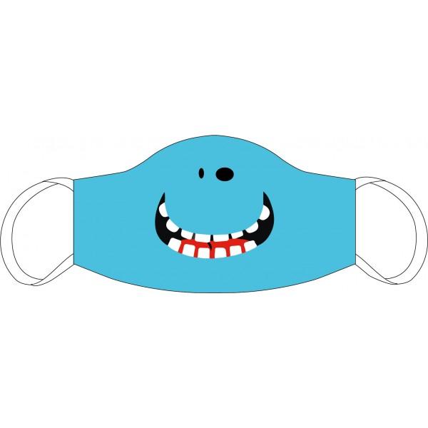 Mund-Nasen Maske Grinsebacke