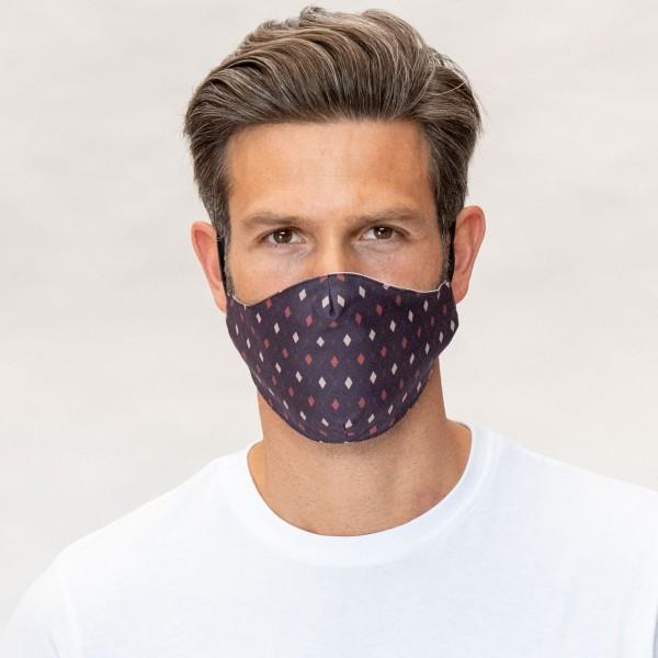 Revisión de la máscara de boca y nariz