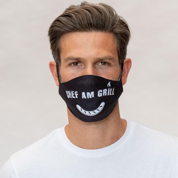 Grille du masque bucco-nasal