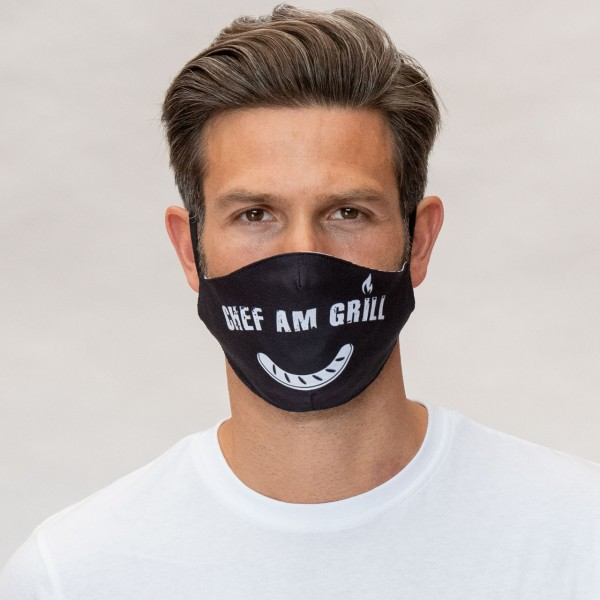 Mouth Nose Mask Grill