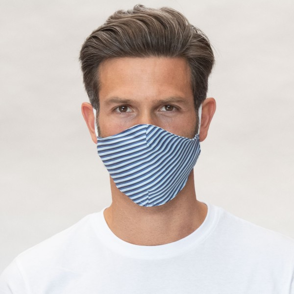 El negocio de las máscaras de boca y nariz
