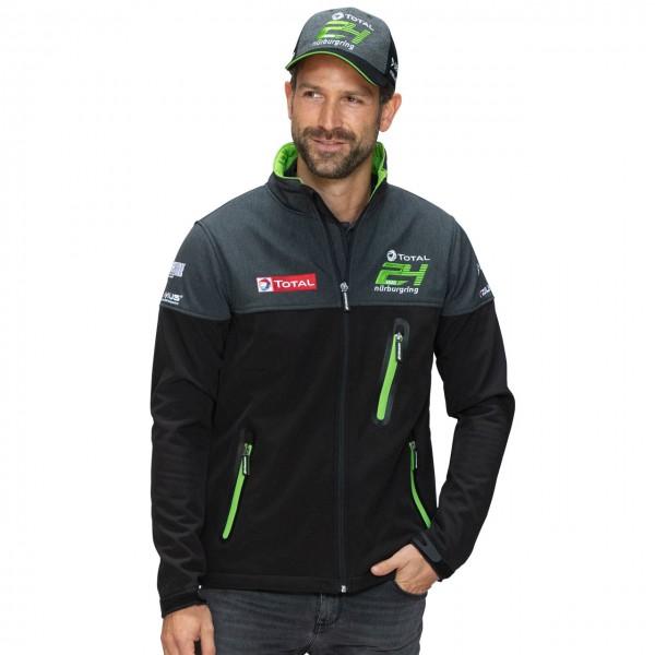24h-Race Softshell-Jacket Sponsor 2020
