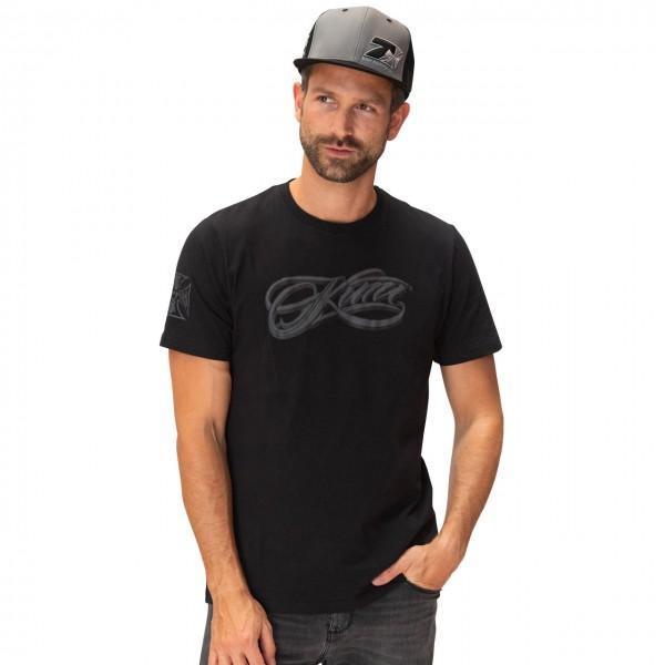 Kimi Räikkönen T-Shirt Black Edition