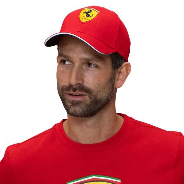 Scuderia Ferrari Cap Classic red